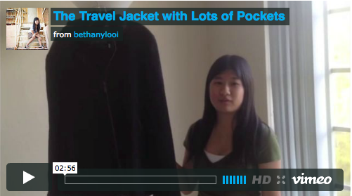 The Travel Jacket with Lots of Pockets: Review