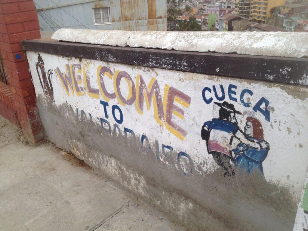 welcome to valparaiso