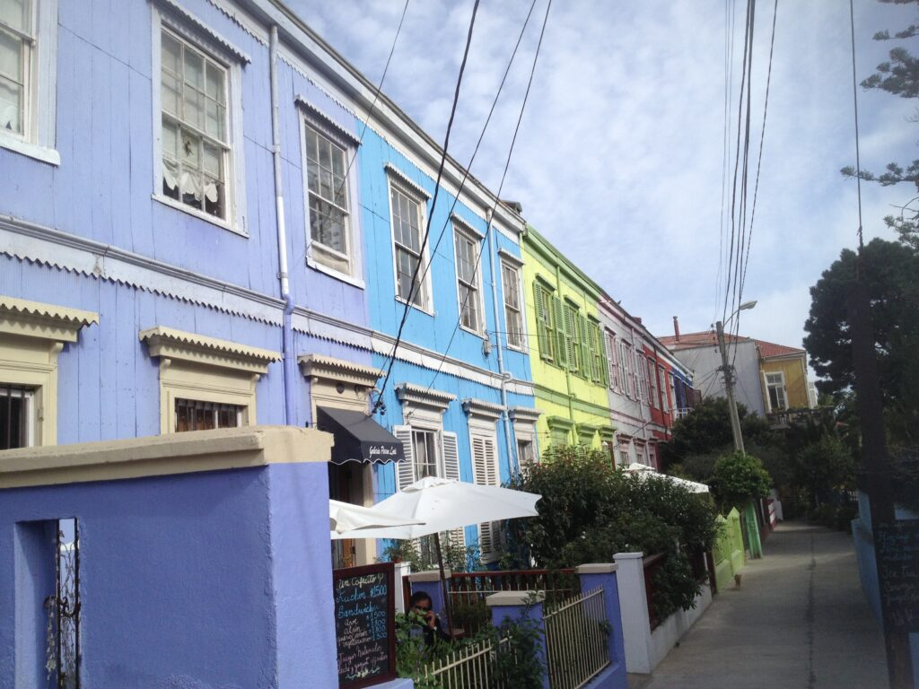 building valparaiso