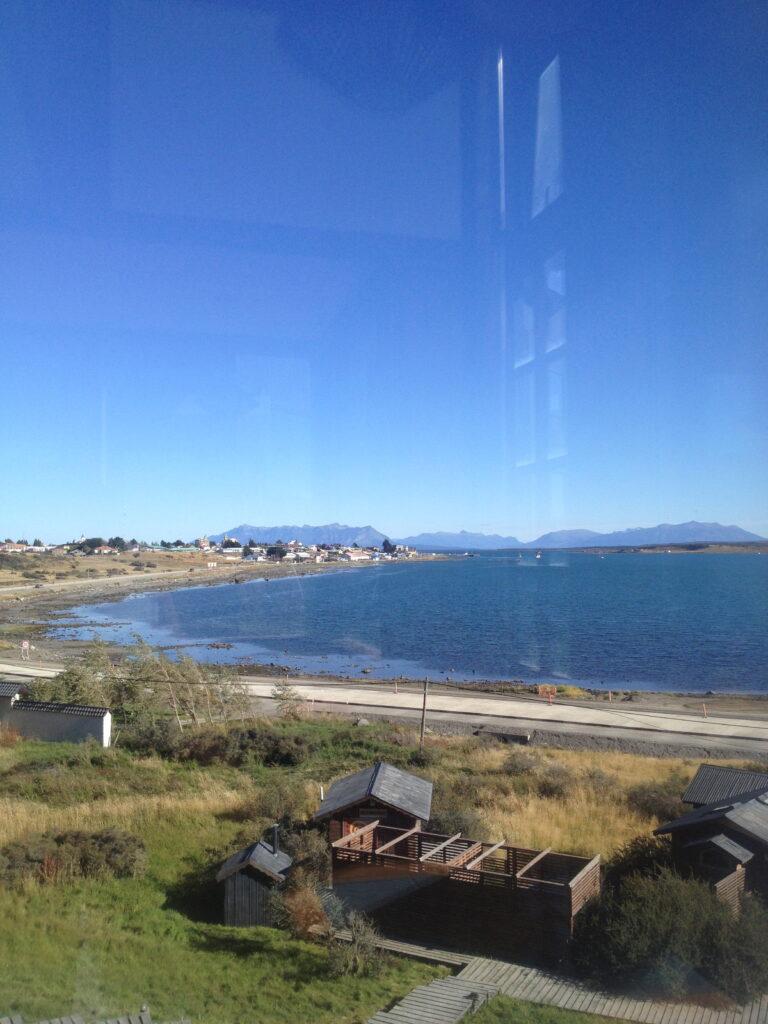 puerto natales view
