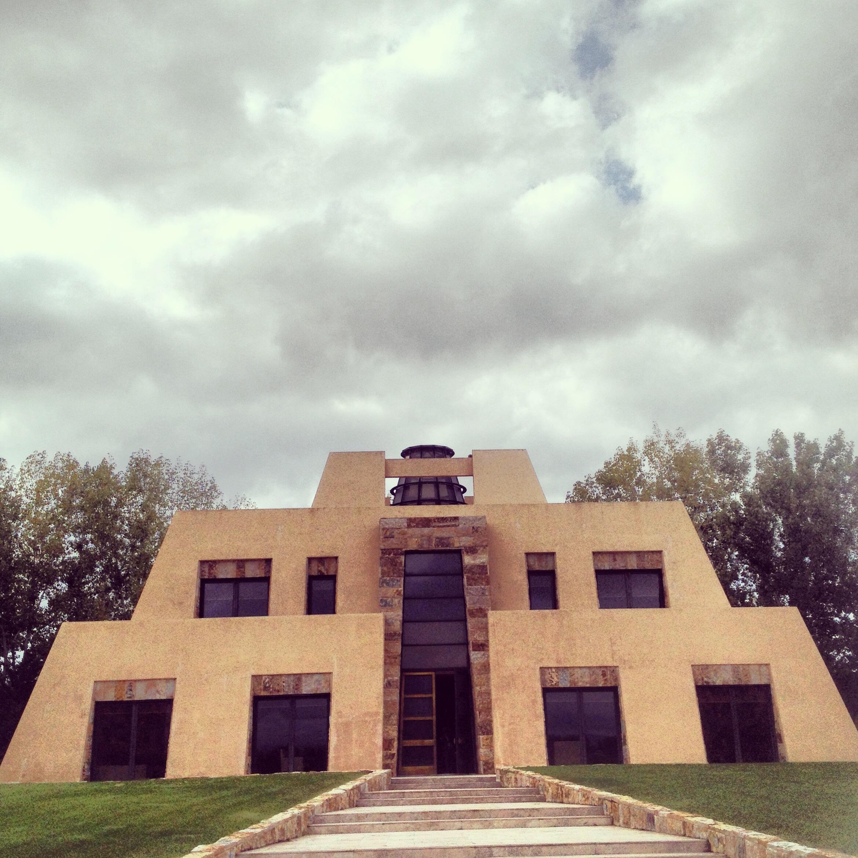 Mendoza Argentina Wine Tour: Bodega Catena Zapata