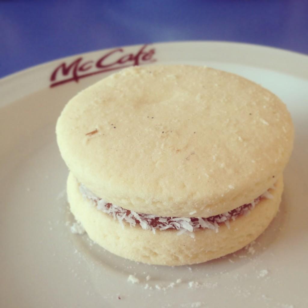 mcdonald's alfajor
