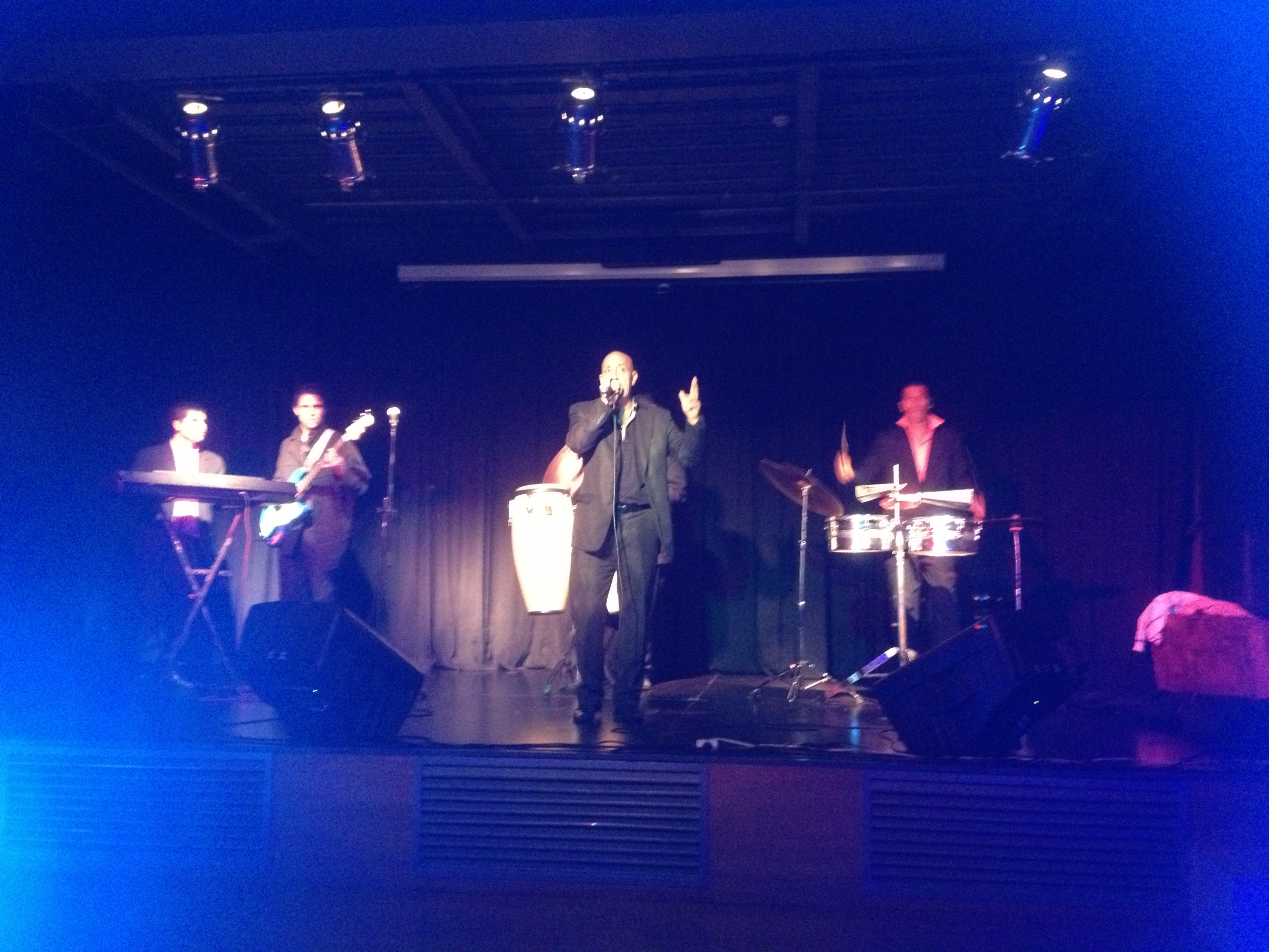 Rolando Paz Concert in Montevideo Uruguay