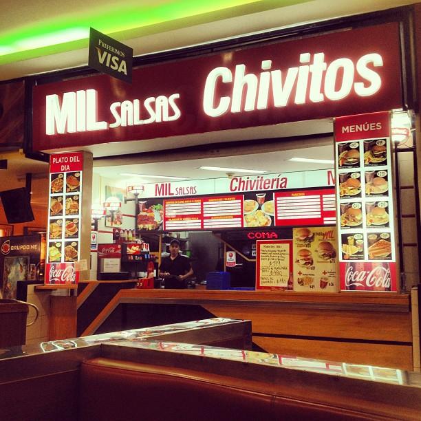 Life in Uruguay: Chivito