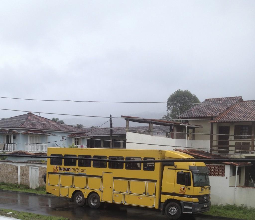 tucan travel