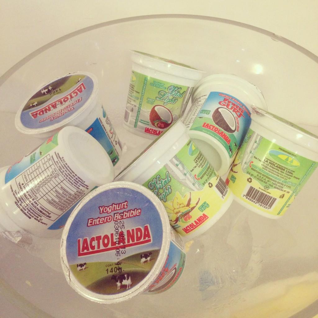 paraguayan yogurt