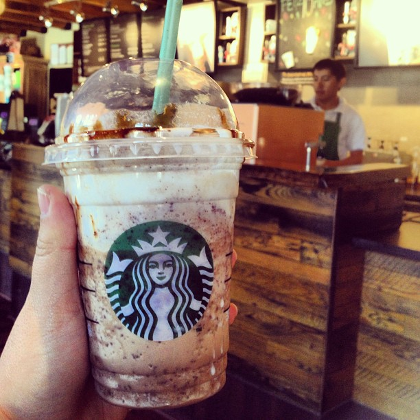 starbucks in peru