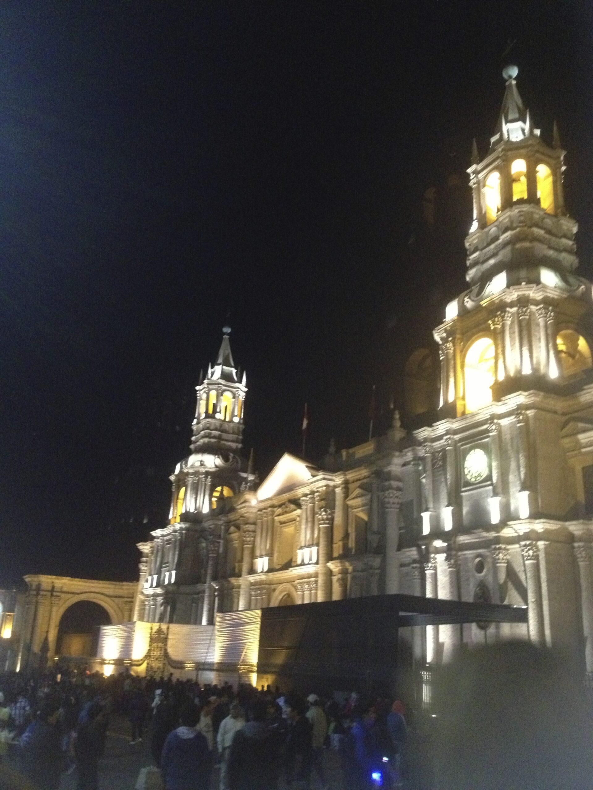 Eating Cuy In Peru