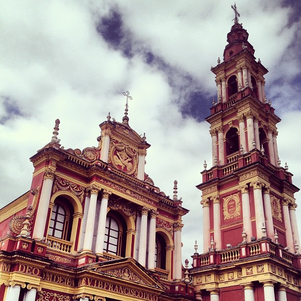 Salta Argentina in Instagram Photos