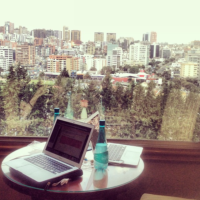 Top 10 Of My Favorite Offices in South America