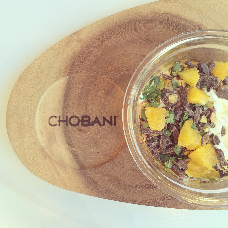 Greek Yogurt Experience at Chobani SoHo