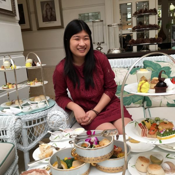 bethany looi afternoon tea