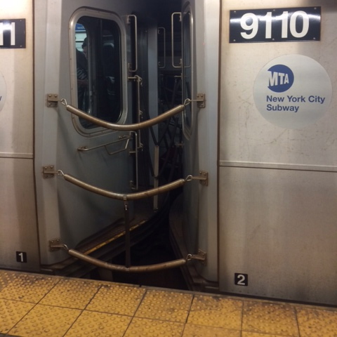 A Different Perspective on the New York City Subway