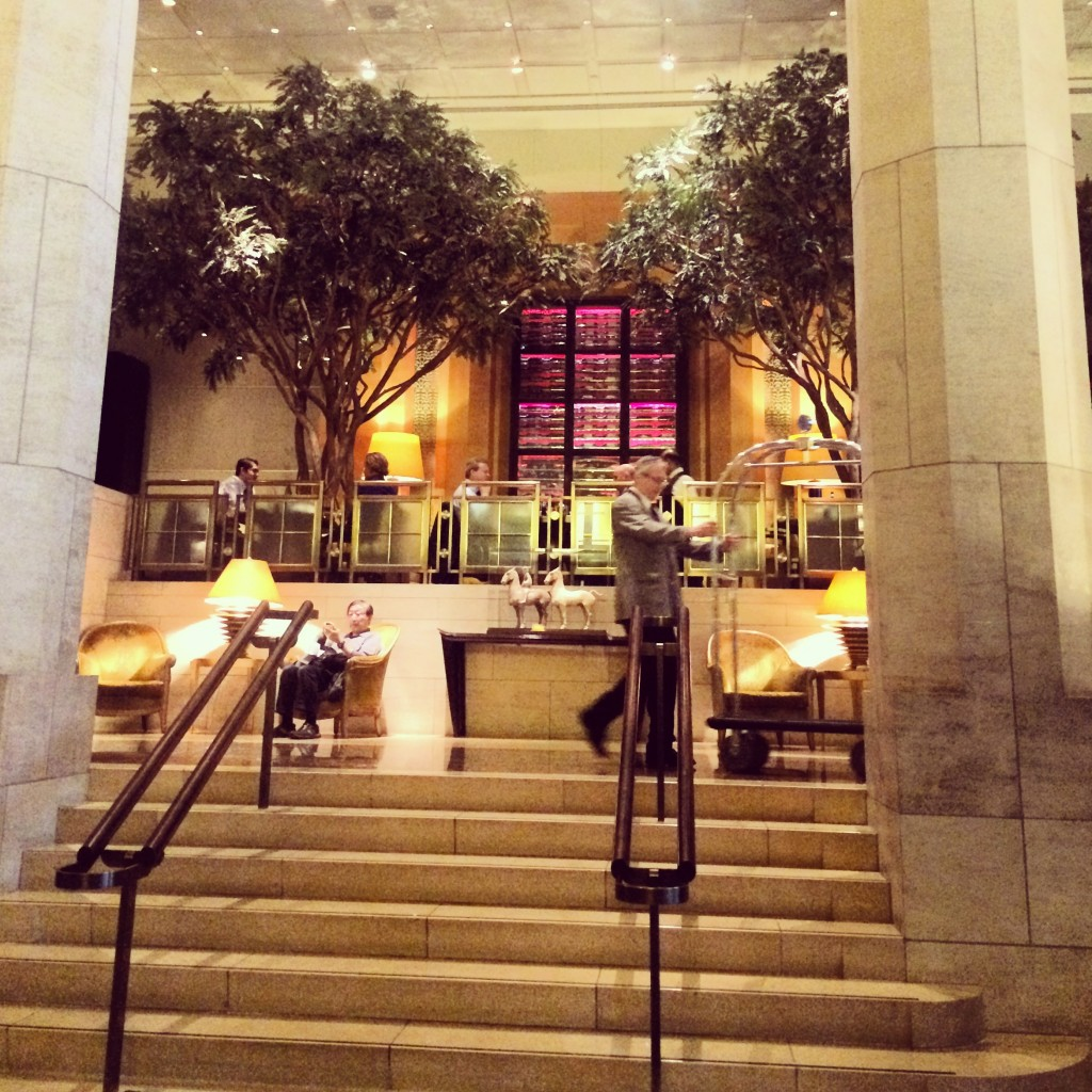 Four Seasons Hotel New York Garden Restaurant