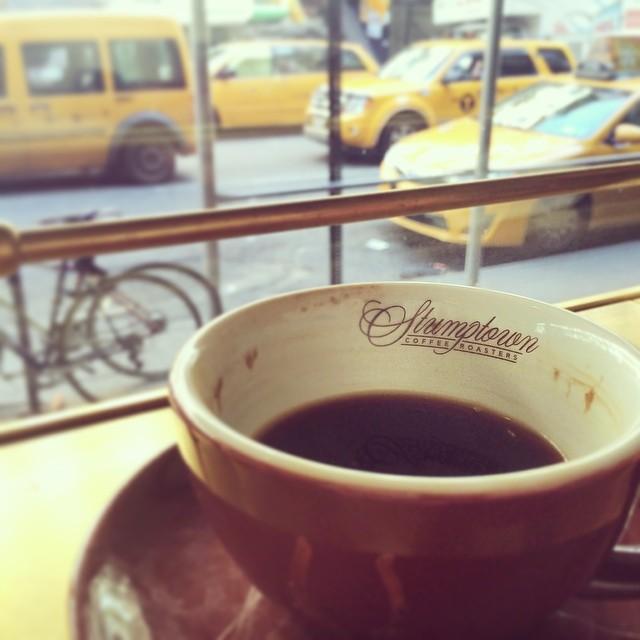 stumptown coffee roasters ace hotel new york