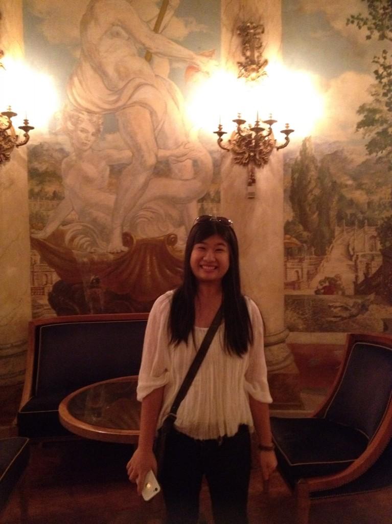 bethany at the rotunda