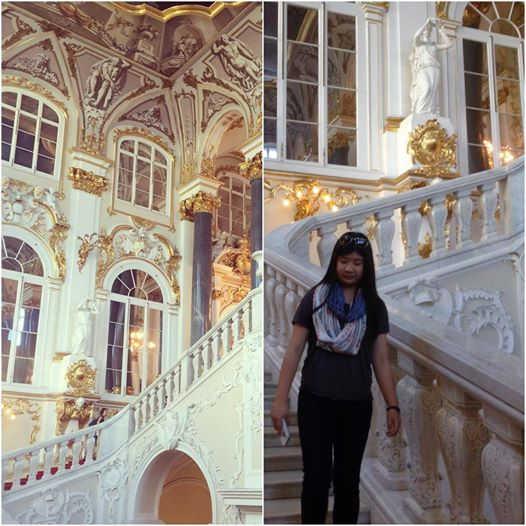 Photo of the Day: Inside the Winter Palace St. Petersburg Russia