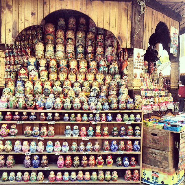 Photo of the Day: Matryoshka Dolls