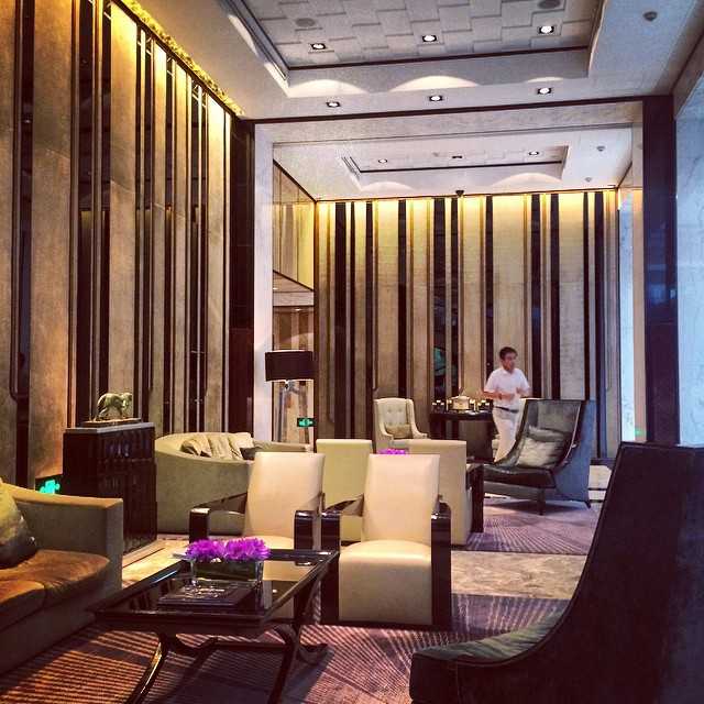 Photo of the Day: Four Seasons Hotel Pudong