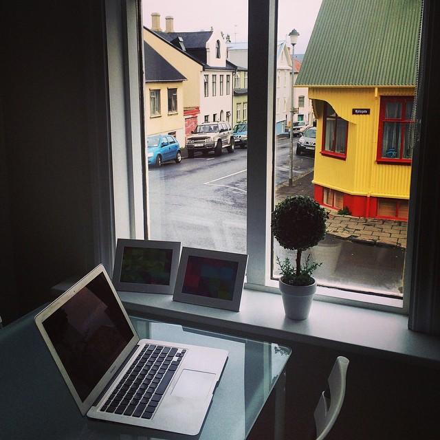 my office reykjavik