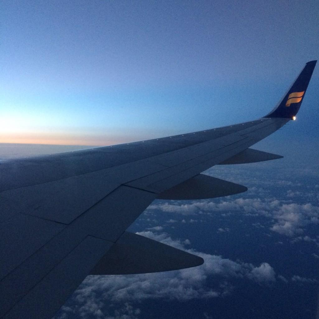 flight to iceland