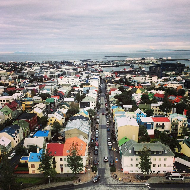 Exploring Reykjavik Iceland: Day 3 in Instagram Pics