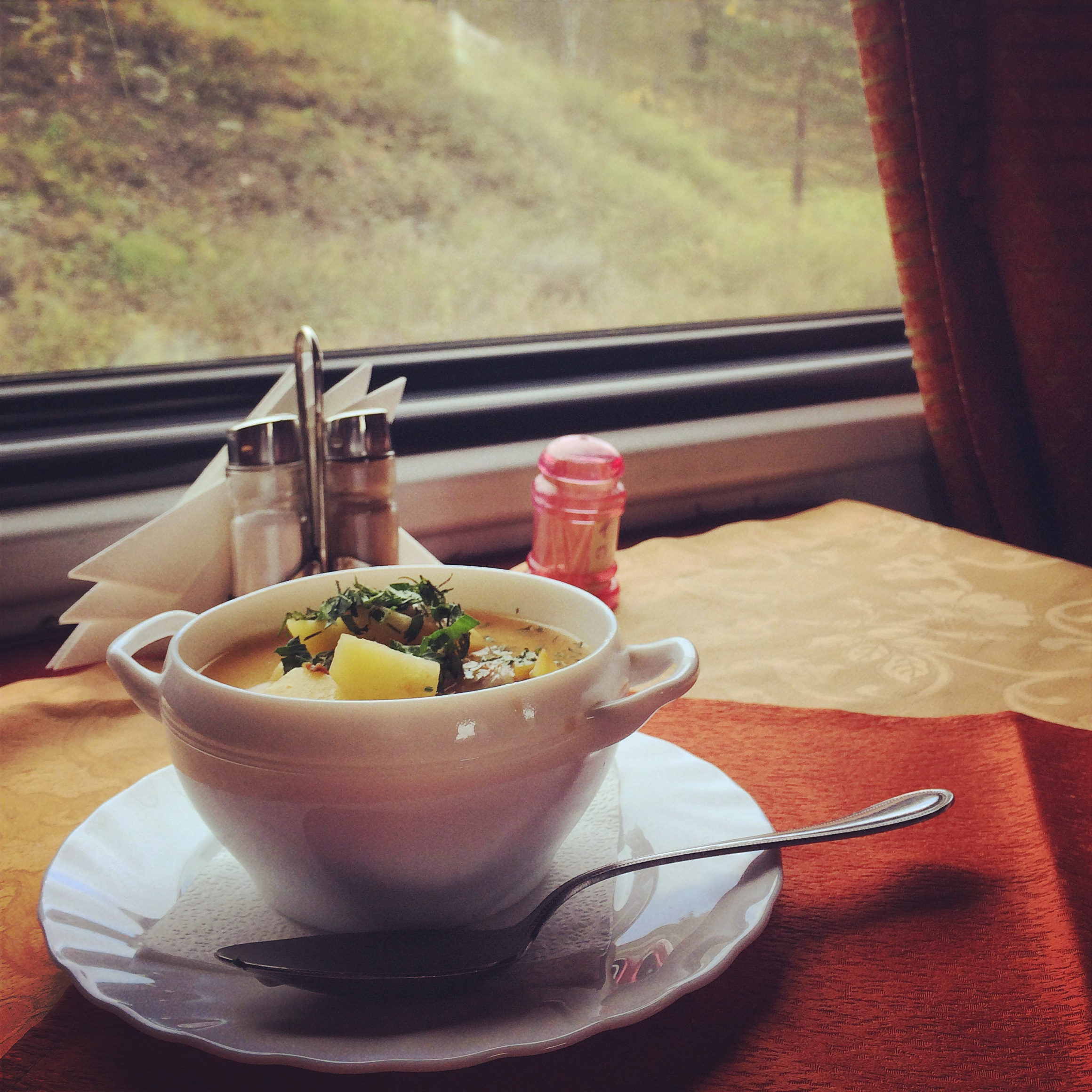 Video: What To Eat While On The Transmongolian Railway