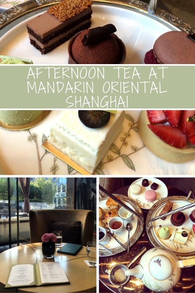 afternoon tea at mandarin oriental shanghai