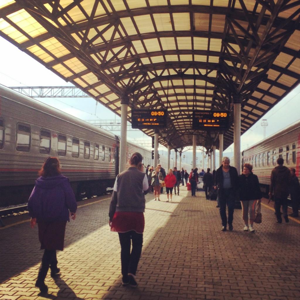transmongolian railway tour