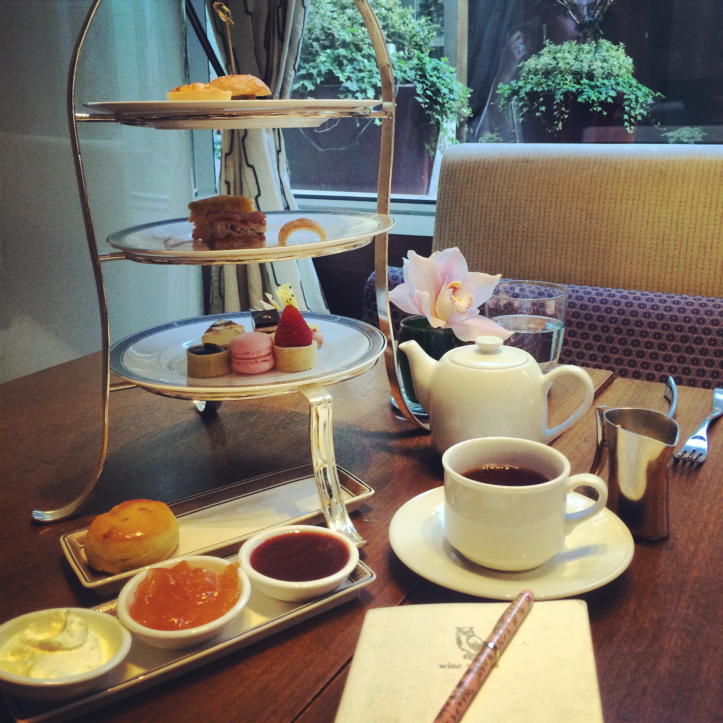 Afternoon Tea at The Langham Xintiandi Shanghai