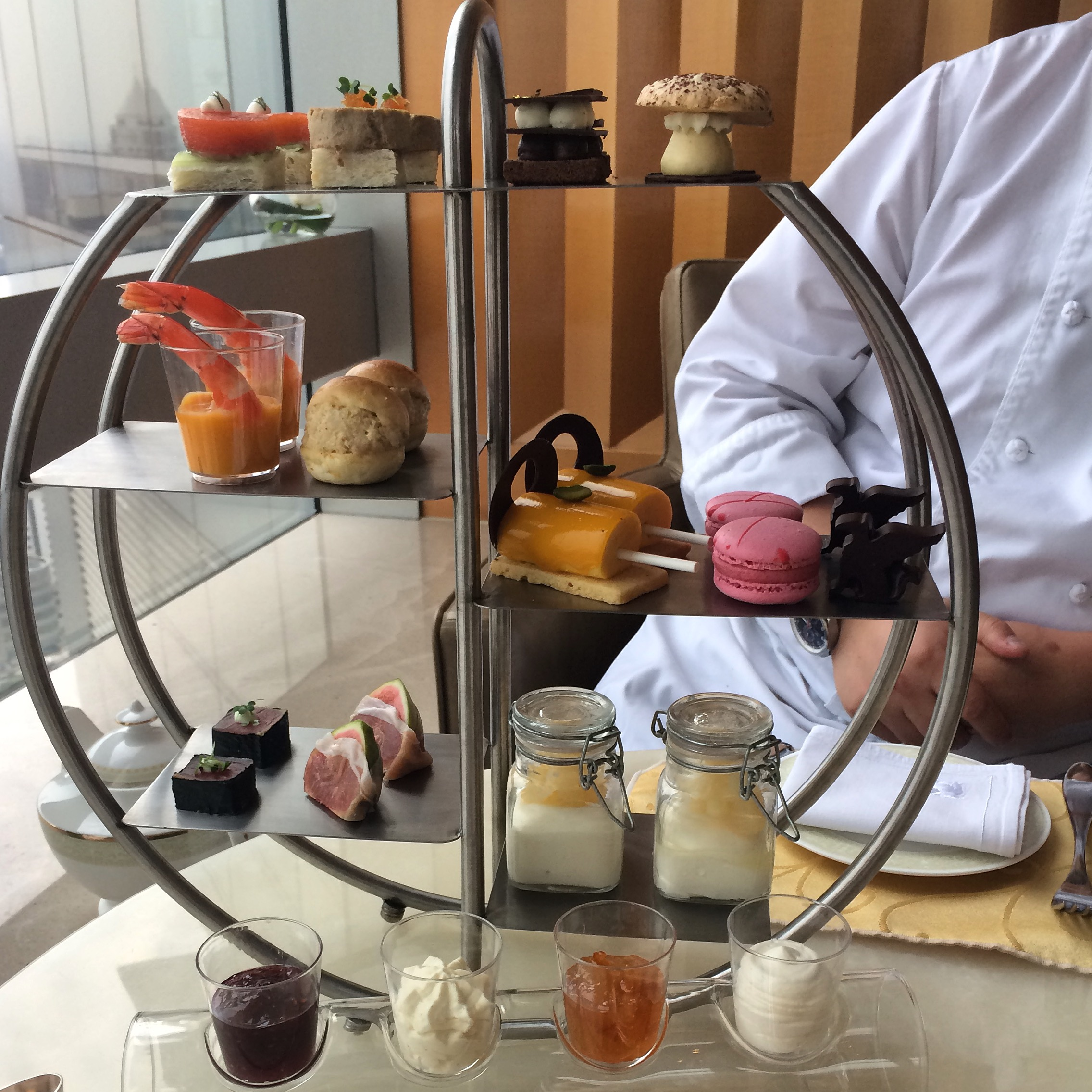 Afternoon Tea at JW Marriott Shanghai