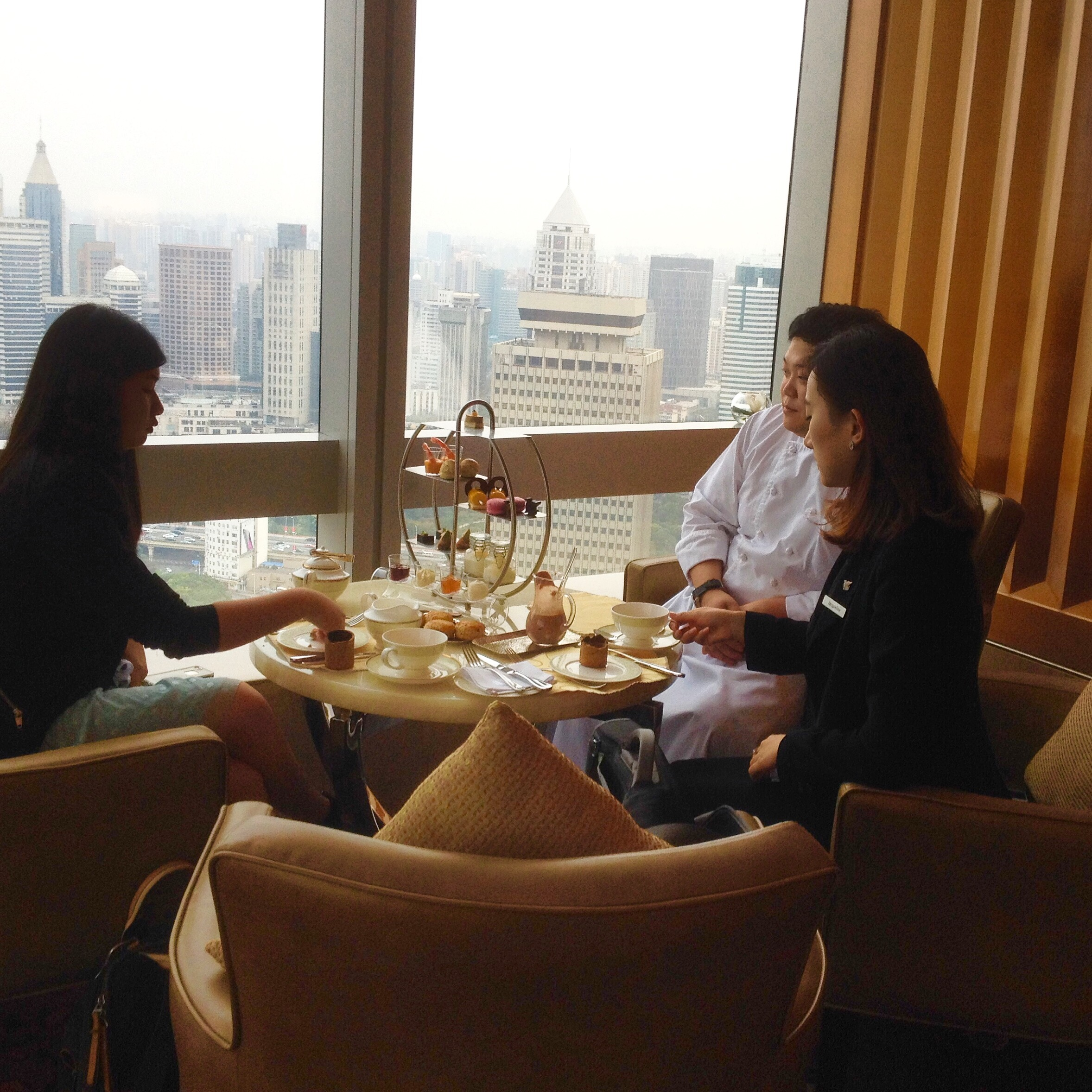 The Interesting World of Shanghai's Afternoon Tea Culture