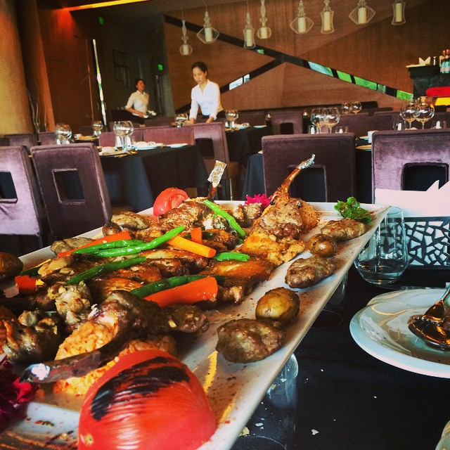 Photo Of The Day Efes Turkish Restaurant In Shanghai