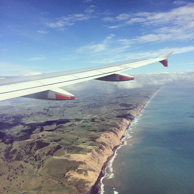 Arriving in Auckland: Day 1 in New Zealand