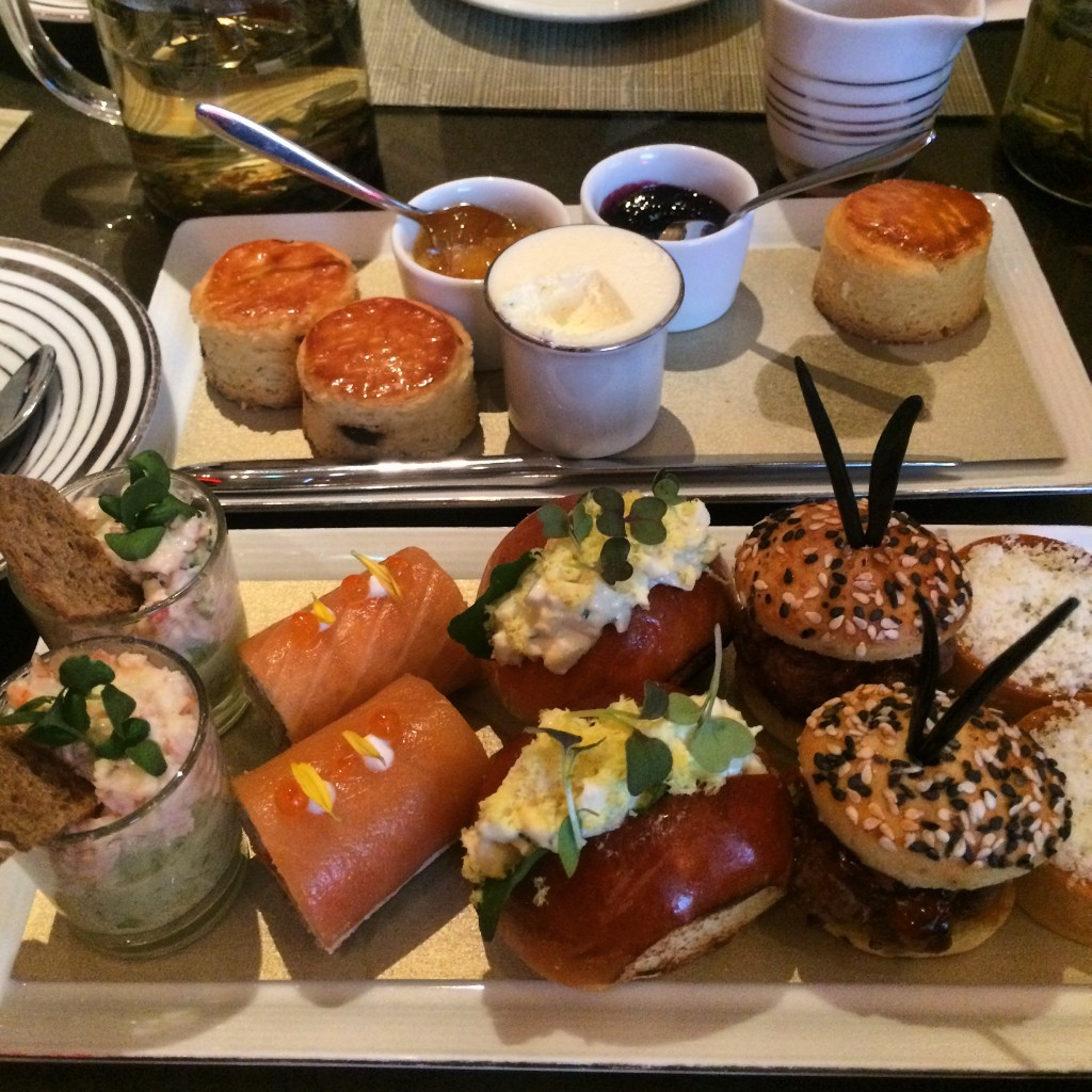 afternoon tea at the landmark mandarin oriental