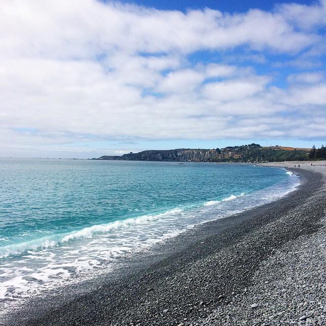 Kaikoura: Day 14 in New Zealand