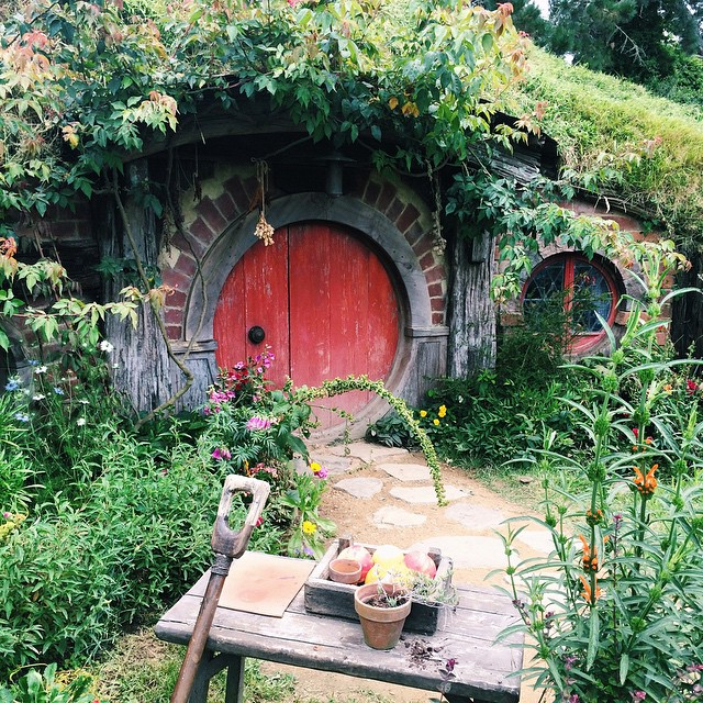 Hobbiton: Day 26 in New Zealand