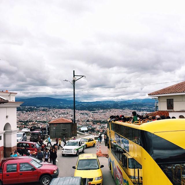 Double Decker Bus: Day 26 in Cuenca