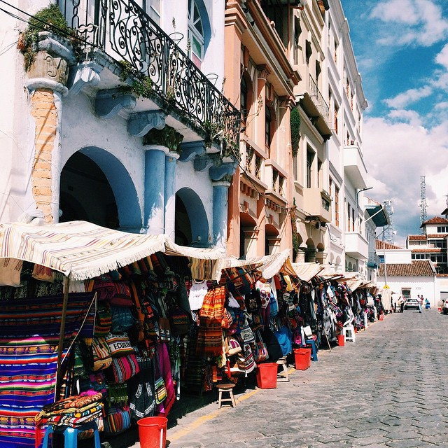 Movies, Eventful Days and the City Center: Day 35 in Cuenca