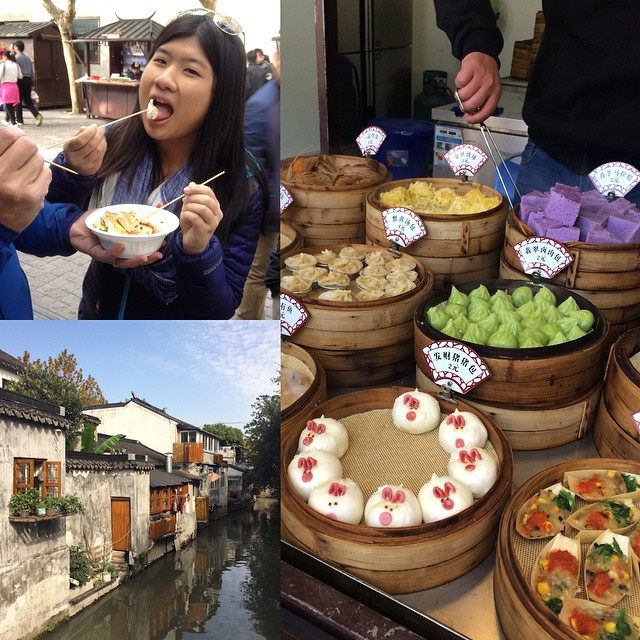 #ThrowbackThursday: Suzhou Street Food