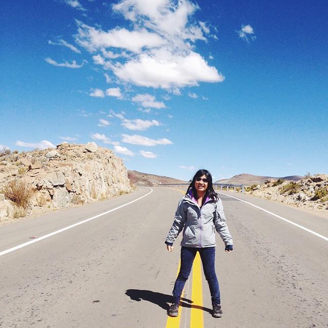 #ThrowbackThursday: Roads in Bolivia and Me