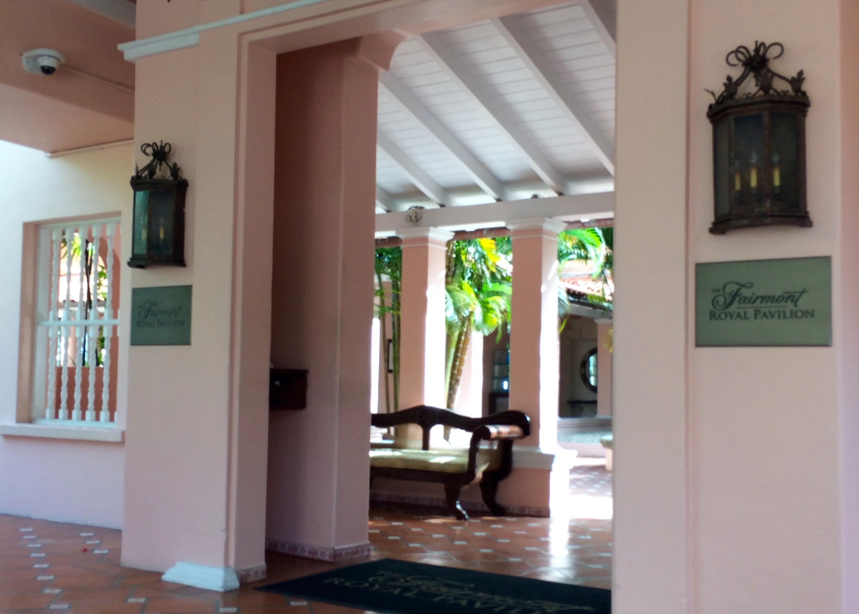 Hotel Review: Fairmont Royal Pavilion Barbados