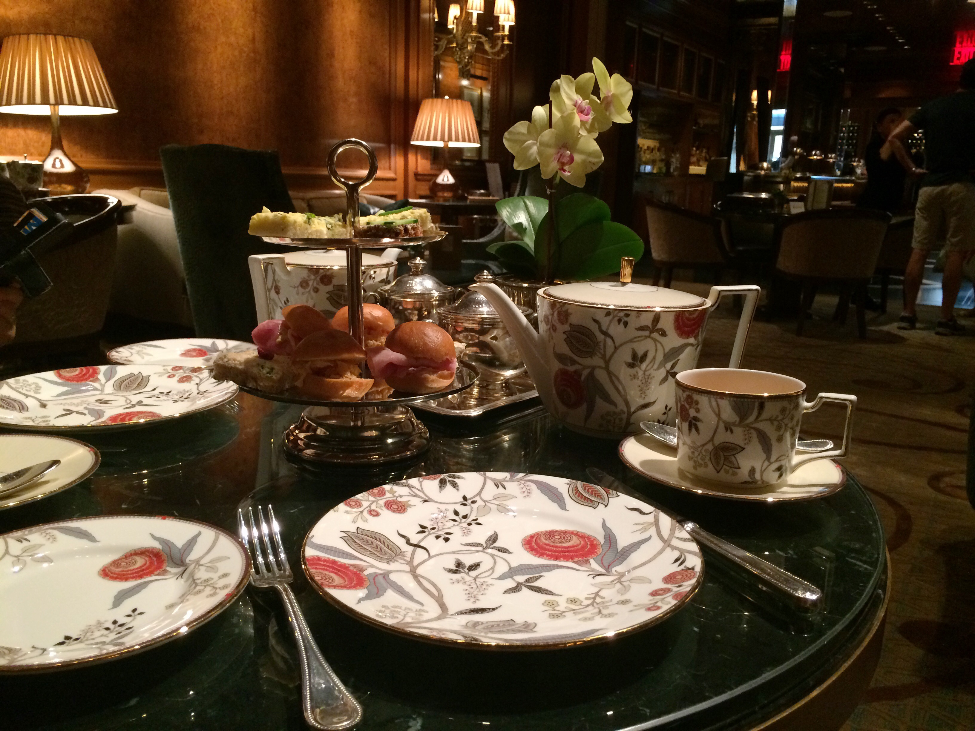 My NYC Afternoon Tea Bucket List