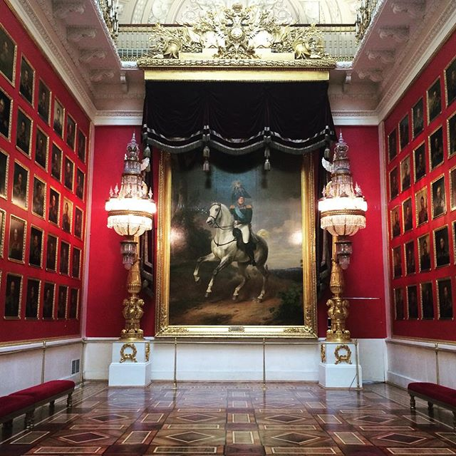 #ThrowbackThursday: Hermitage Museum St. Petersburg Russia