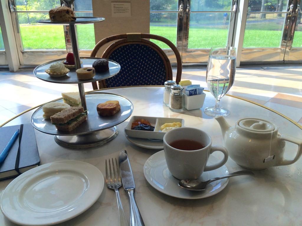 afternoon tea at the met museum