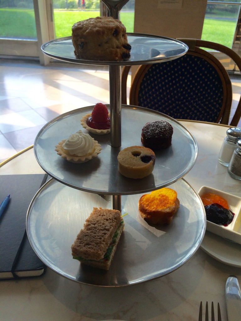 afternoon tea at the metropolitan museum of art