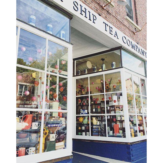 northport harbor tea store