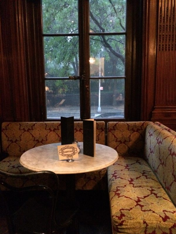 Cafes And Workspaces Caf 233 Sabarsky At Neue Galerie New