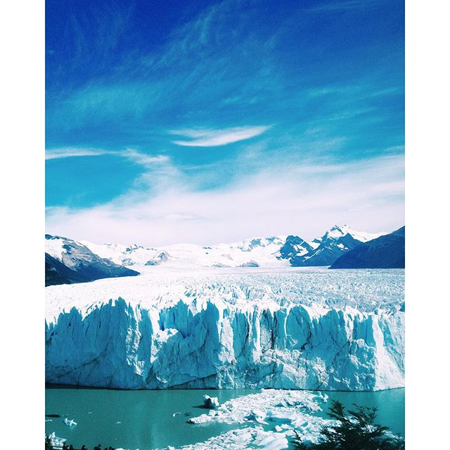 #ThrowbackThursday: Perito Moreno Glacier, Argentina