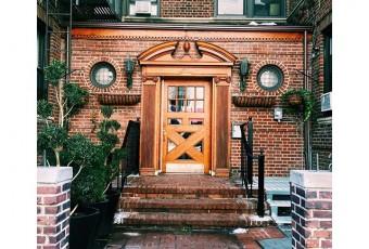 Photo of the Day: Door on Lexington Avenue